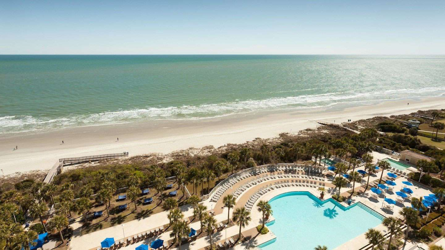 Best Of The Beach 2019 Myrtle Beach The 9 Best Oceanfront Myrtle Beach Hotels of 2019