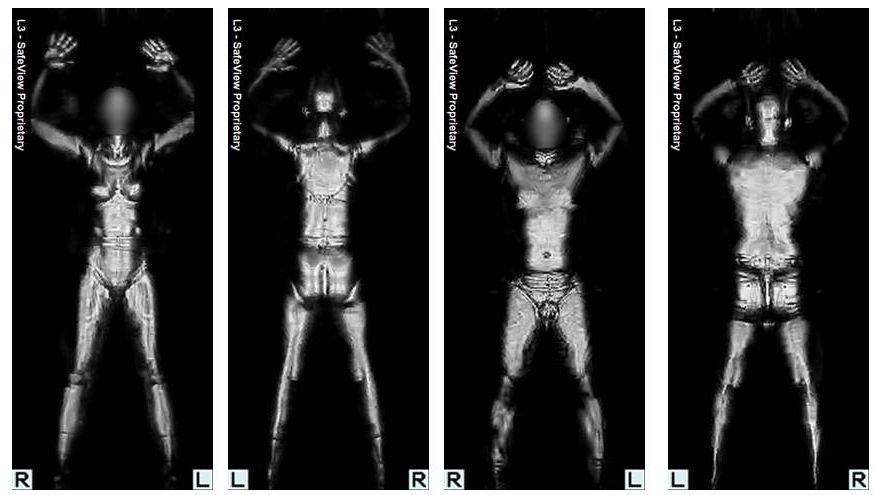 Does the Los Angeles Airport Have Full-Body Scanners?