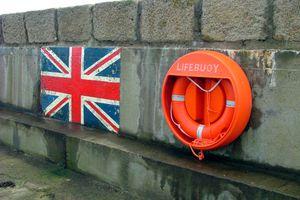 In Ireland ... on United Kingdom soil ...