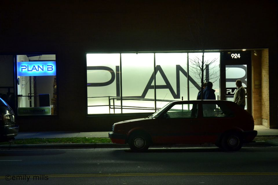 Plan B in Madison Wisconsin
