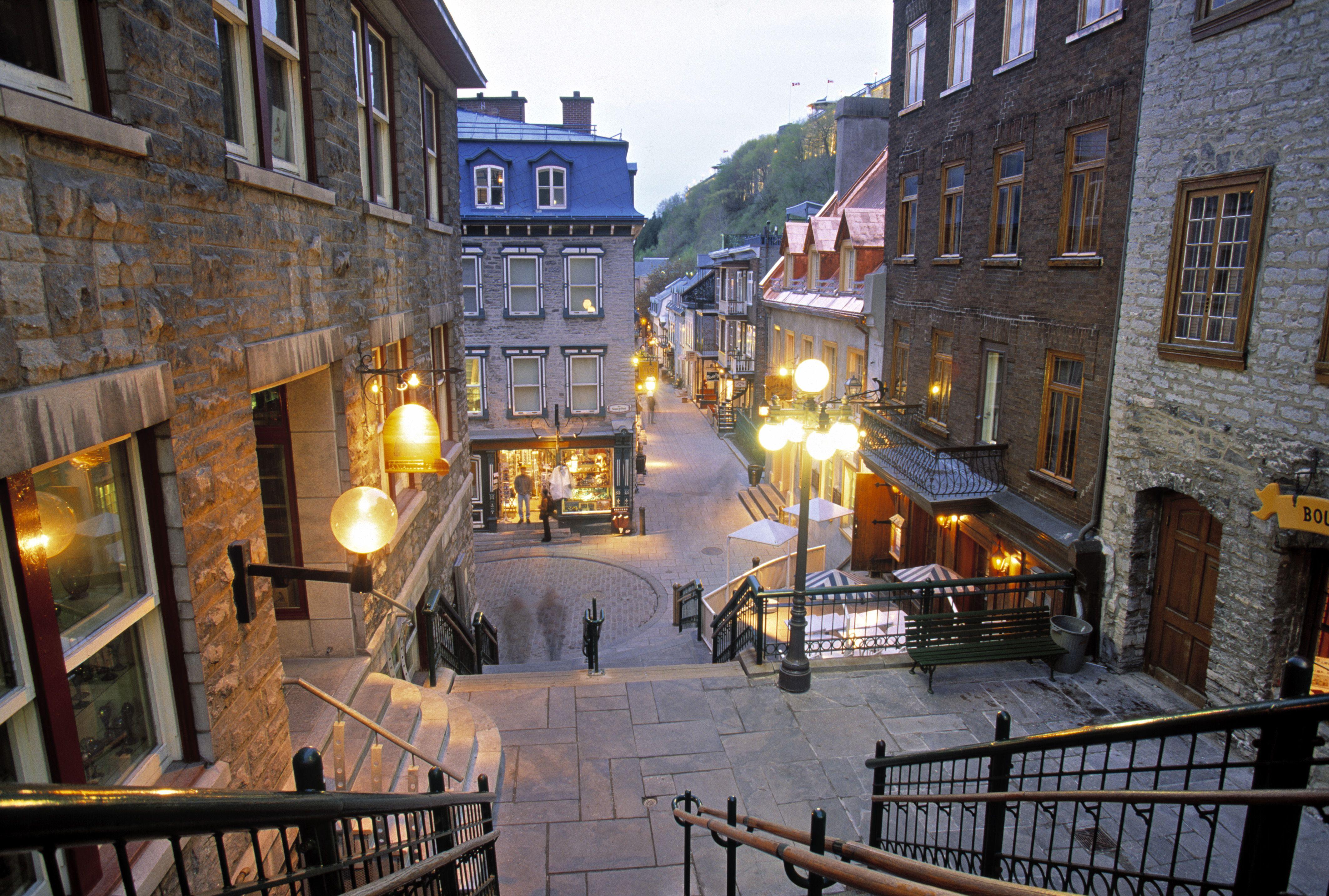 Rue de Petit, Champlain, Quebec City