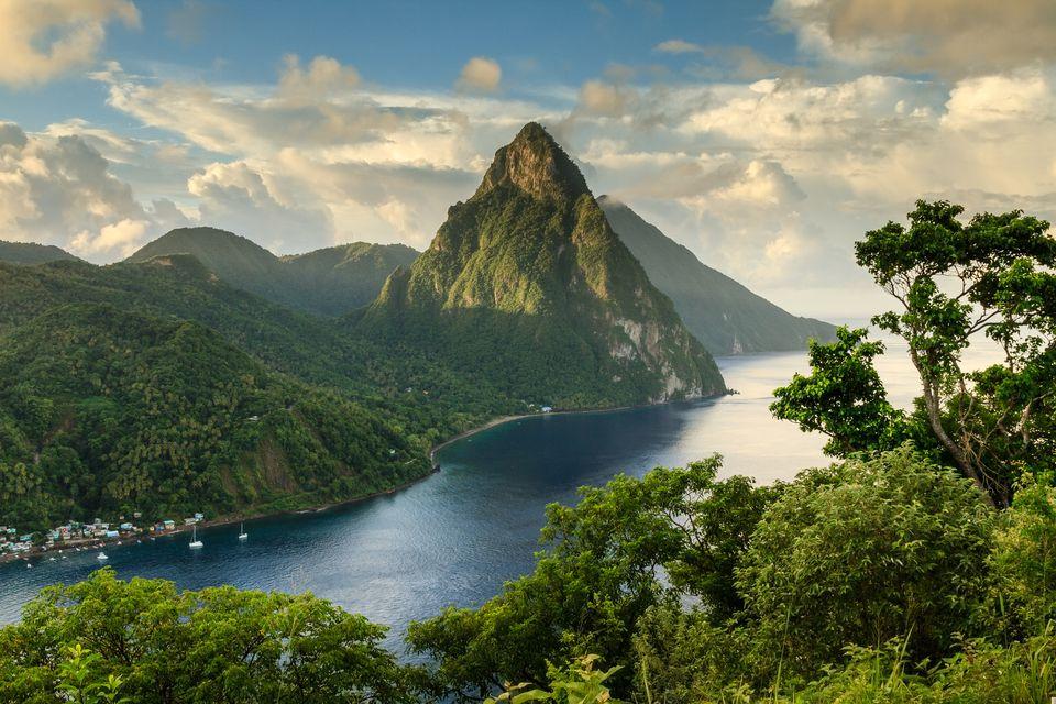 Piton View, Saint Lucia