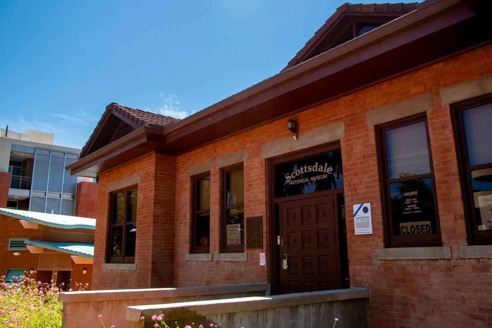 Museo Histórico de Scottsdale en Scottsdale, Arizona