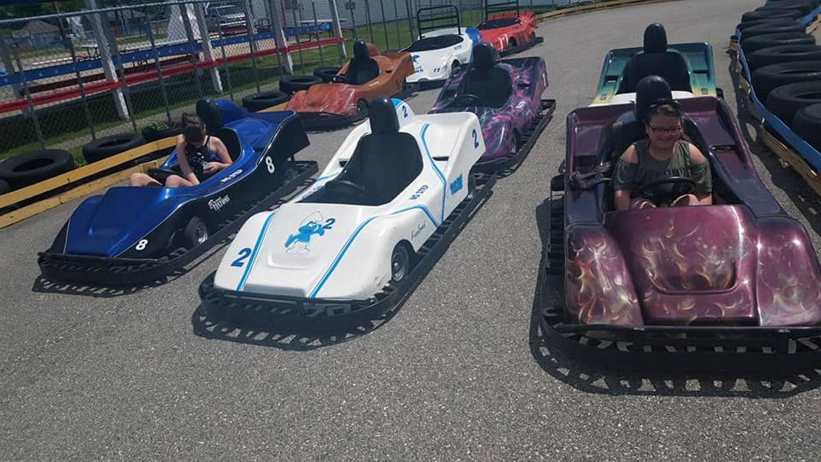Funland Amusement Park Michigan
