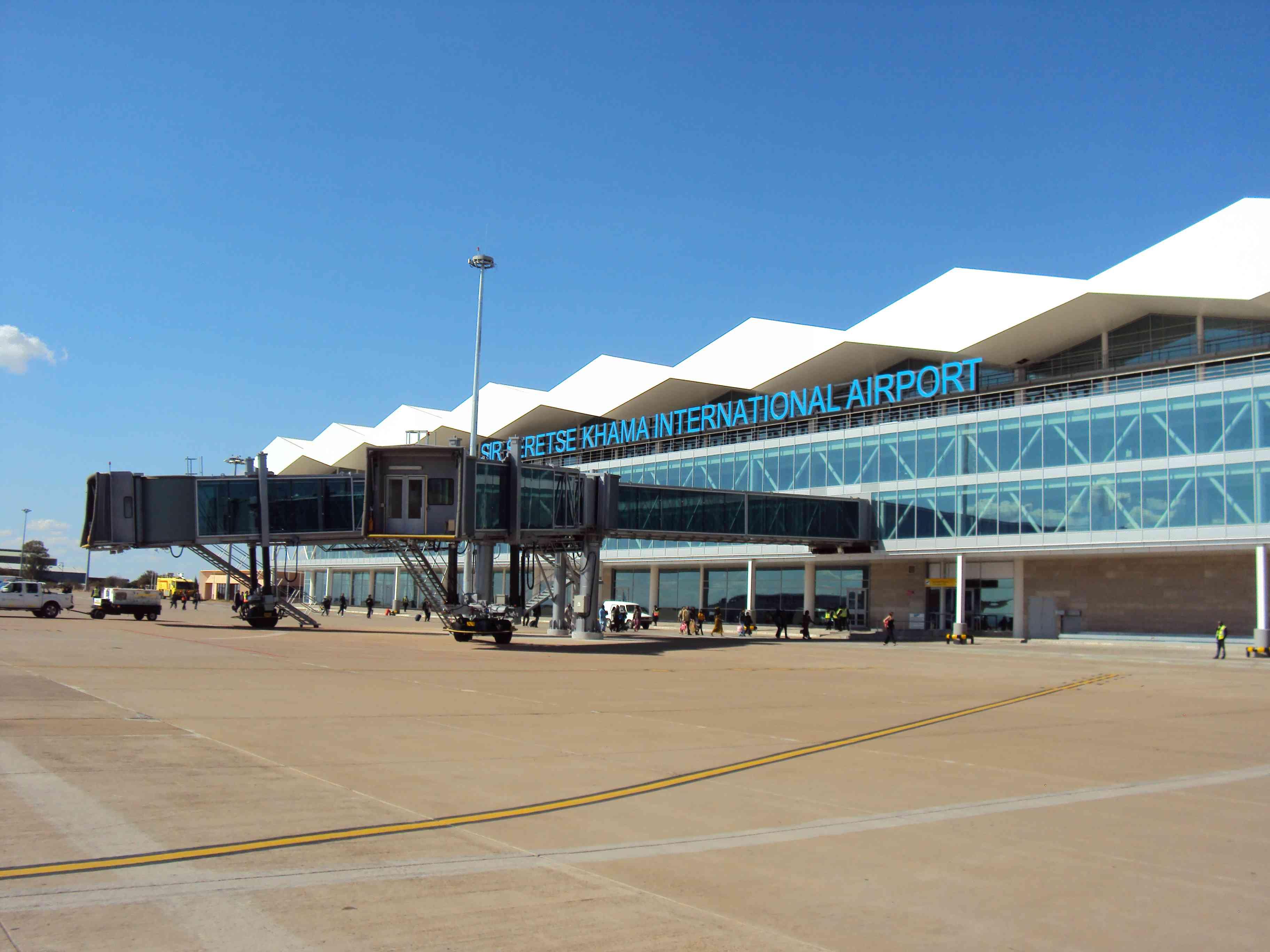 Sir Seretse Khama International Airport