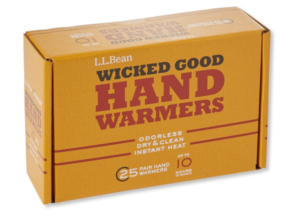 L.L. Bean Wicked Good Hand Warmers