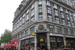 McDonalds, Leicester Square