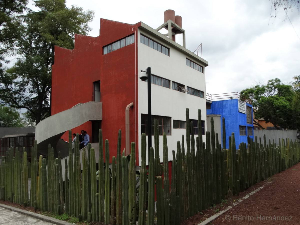 Diego Rivera House Museum