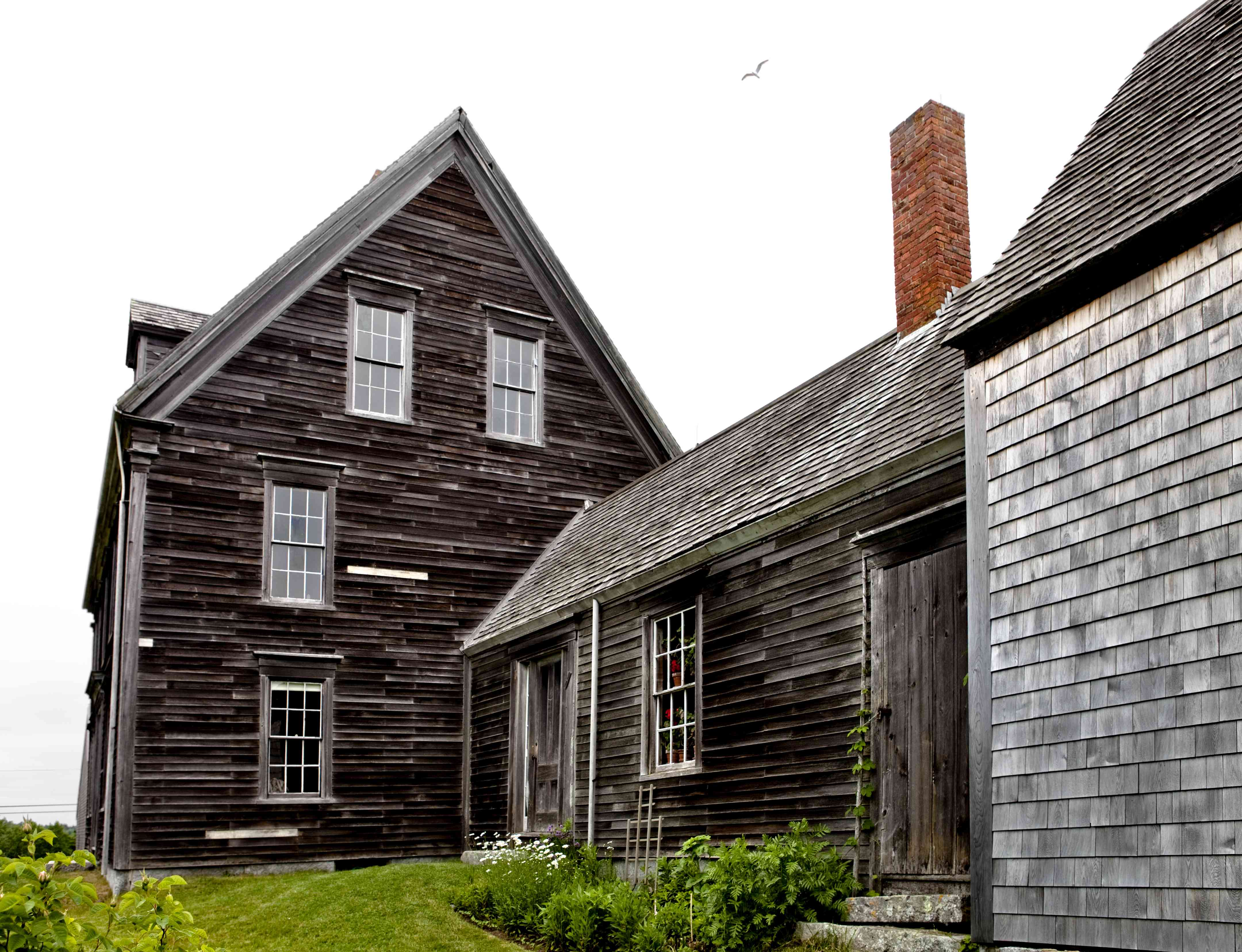 Olson House in Cushing Maine