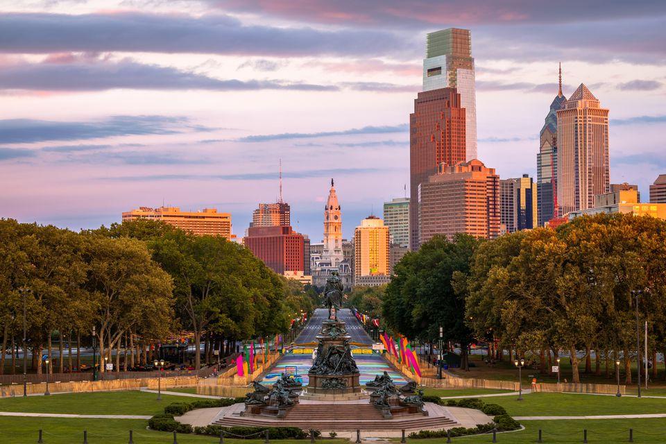 Philadelphia, Pennsylvania, America