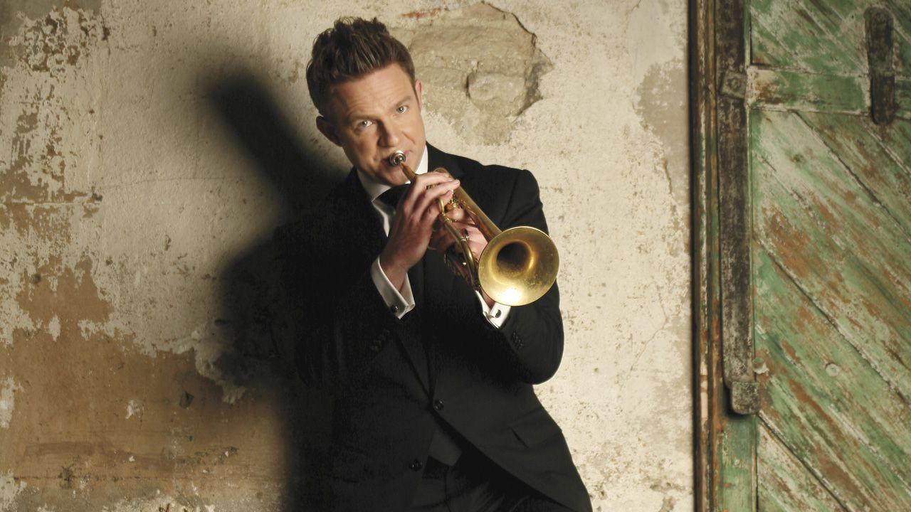 Jeremy Davenport, músico de jazz de Nueva Orleans