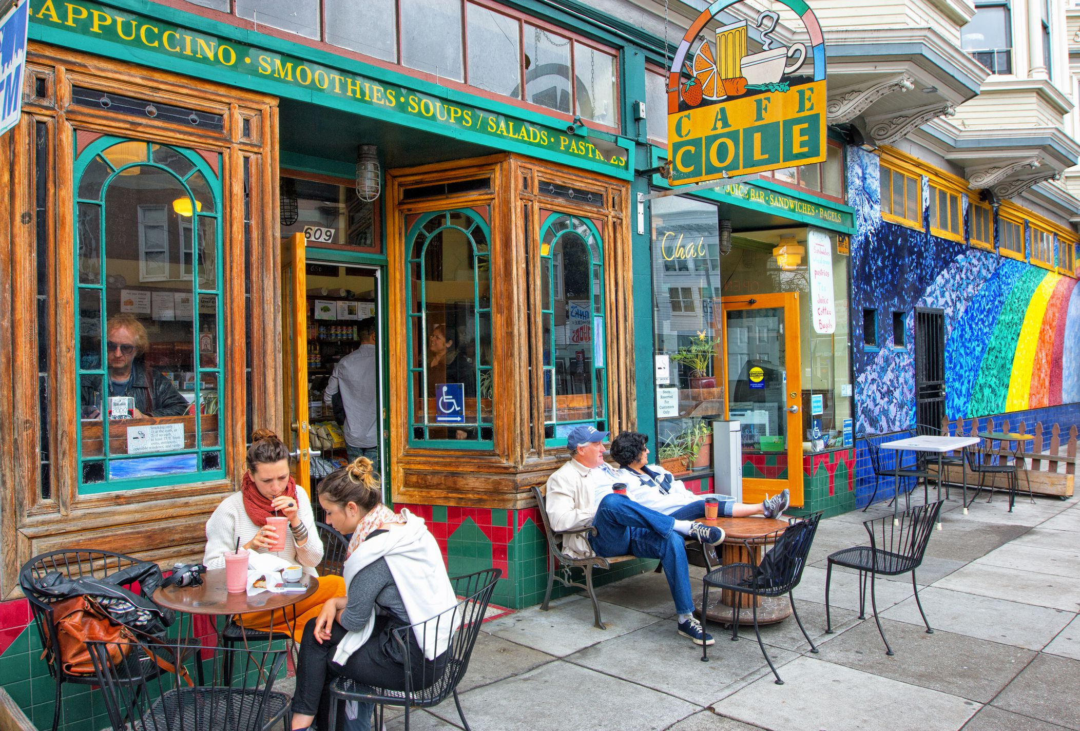 The Top 10 Things to Do in San Francisco's Haight-Ashbury