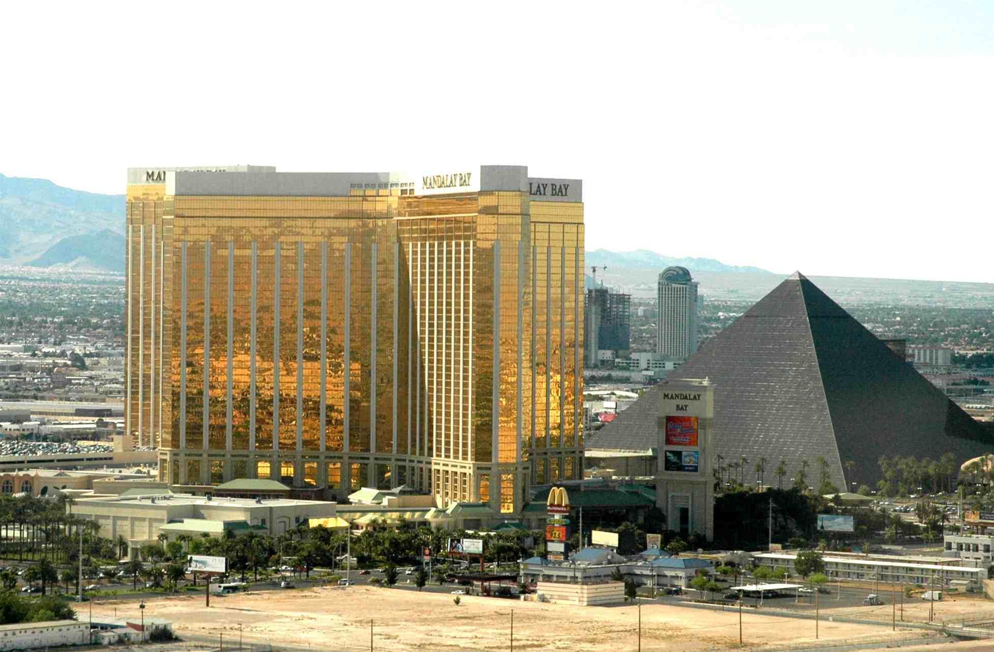 Mandalay Hotel Vegas