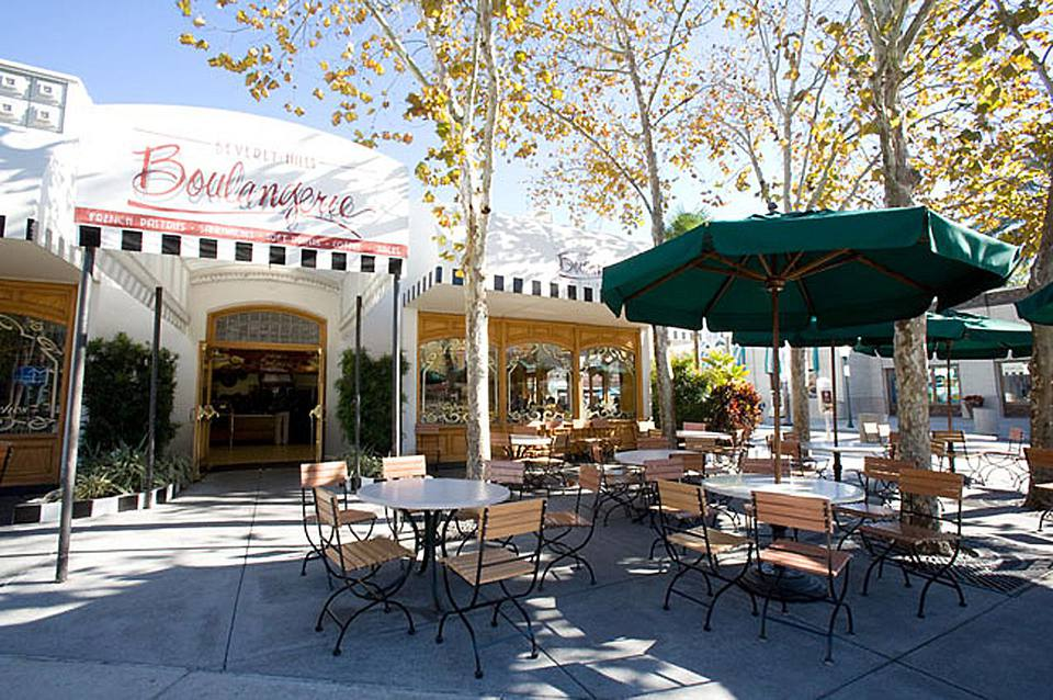 Beverly Hills Boulangerie Universal Orlando