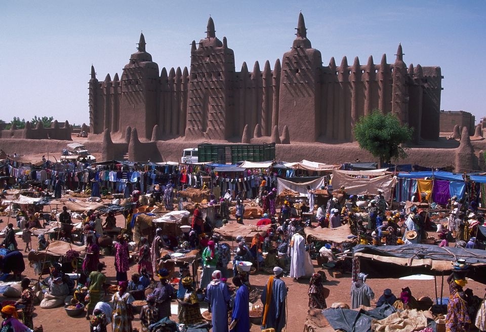 Mali Travel Guide Essential Facts and Information Djenné