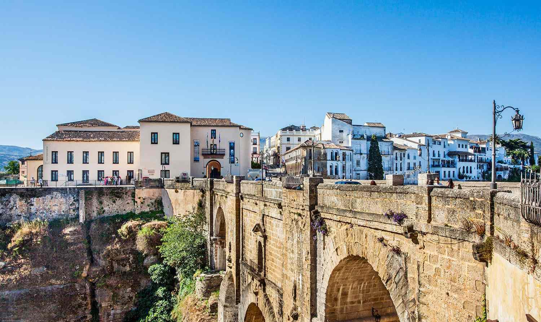 settings Puente Nuevo and La Ciudad Ronda