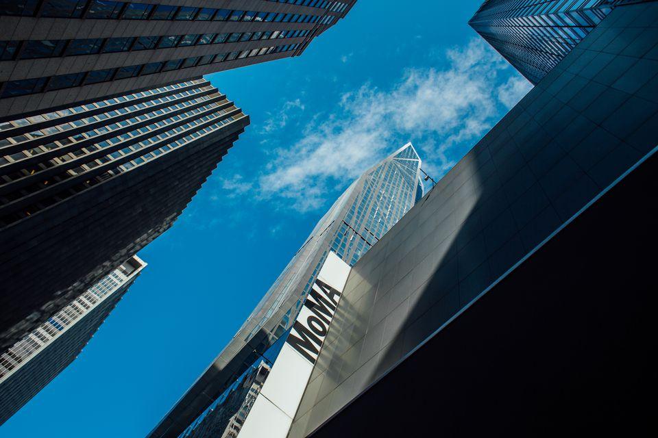 MOMA in NYC, NY