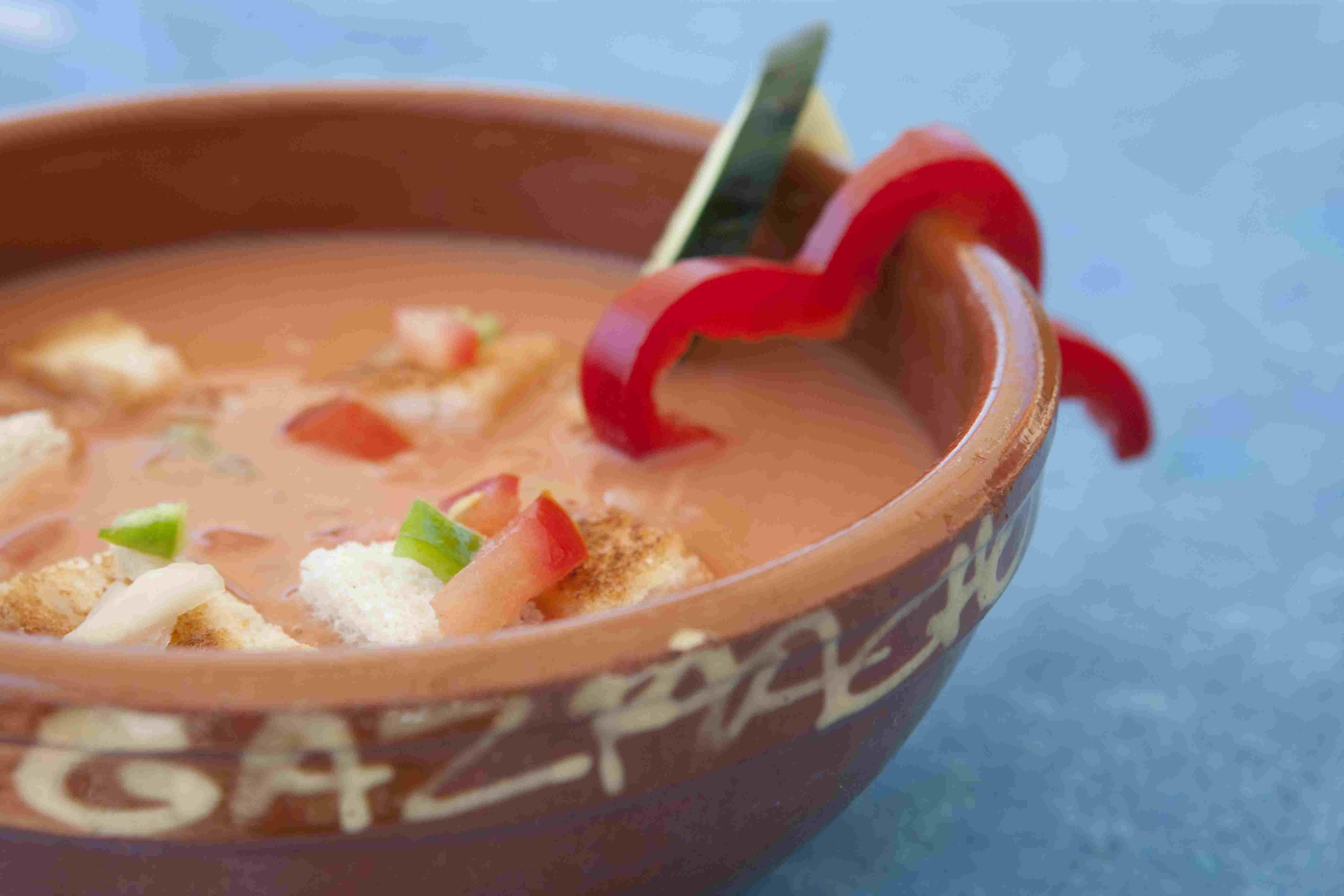 Spanish Gazpacho, Spain