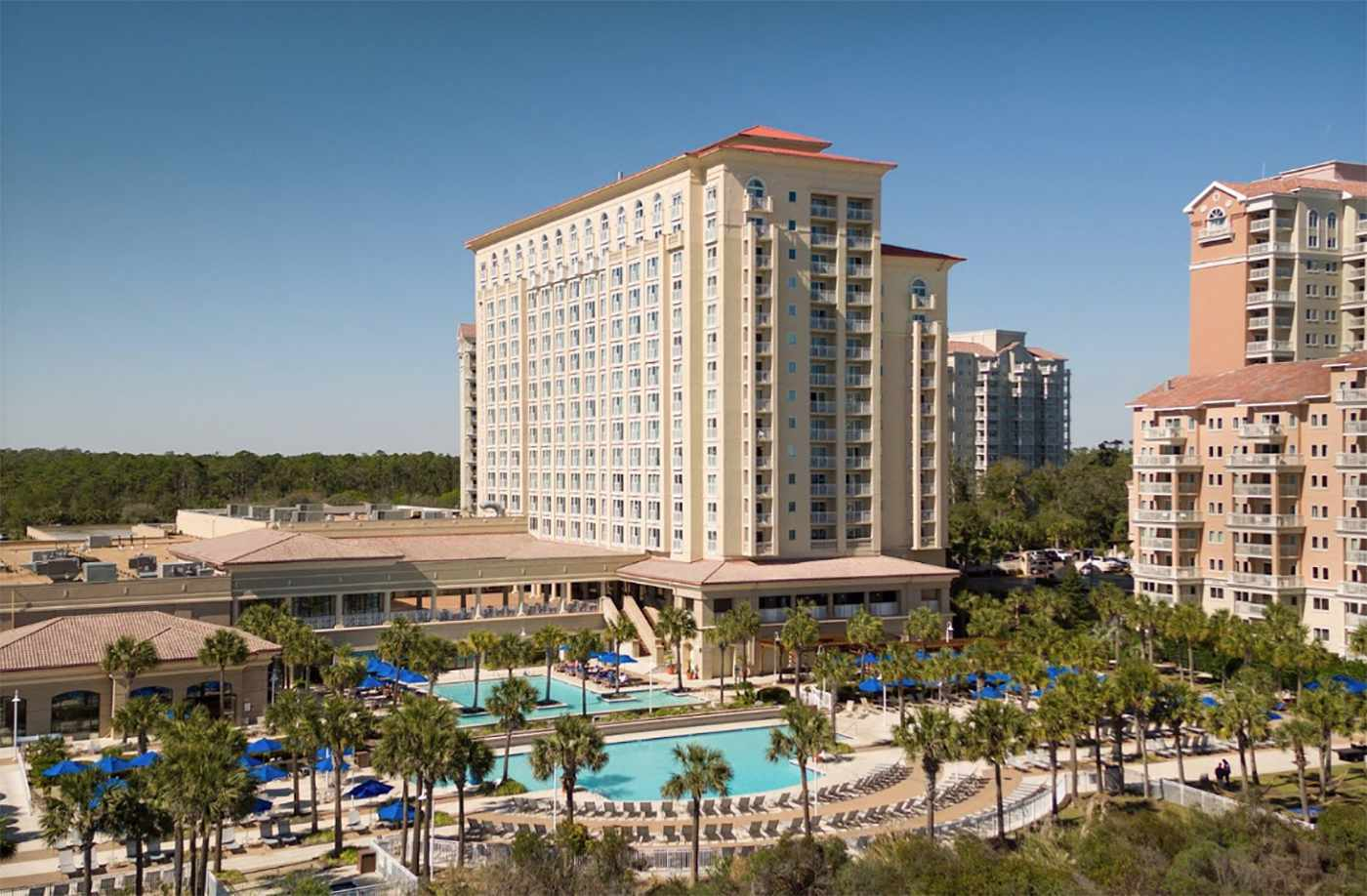 The 9 Best Oceanfront Myrtle Beach Hotels Of 2021