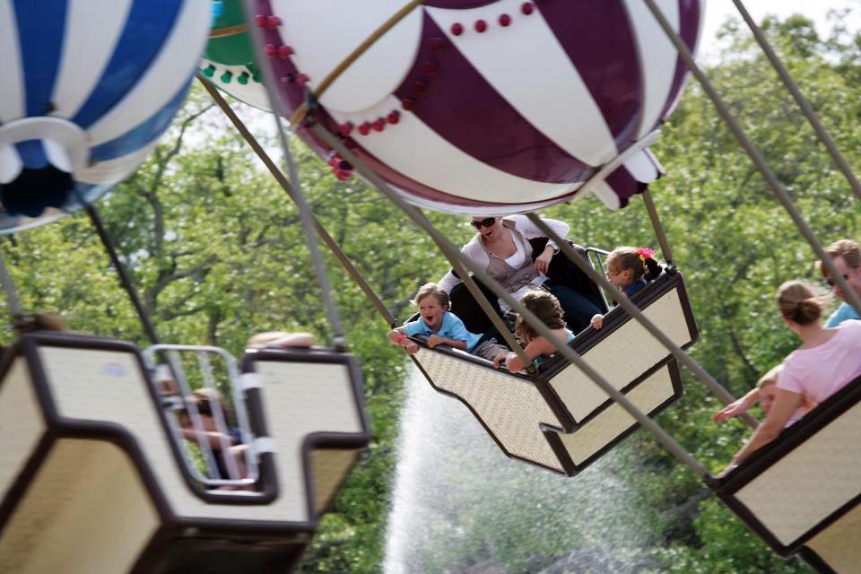 Sam's Fun City Florida amusement park