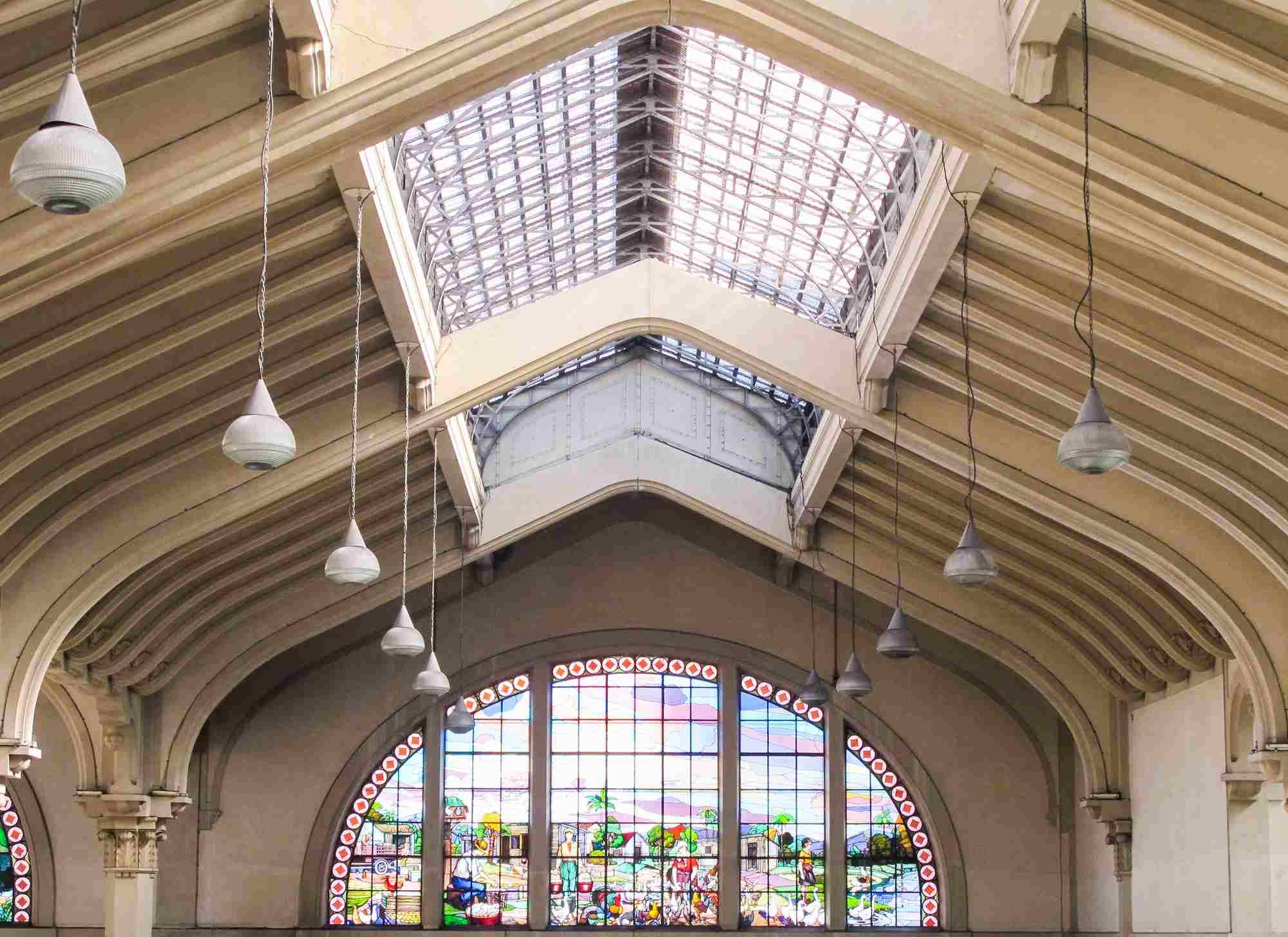 Mercado Municipal Sao Paulo