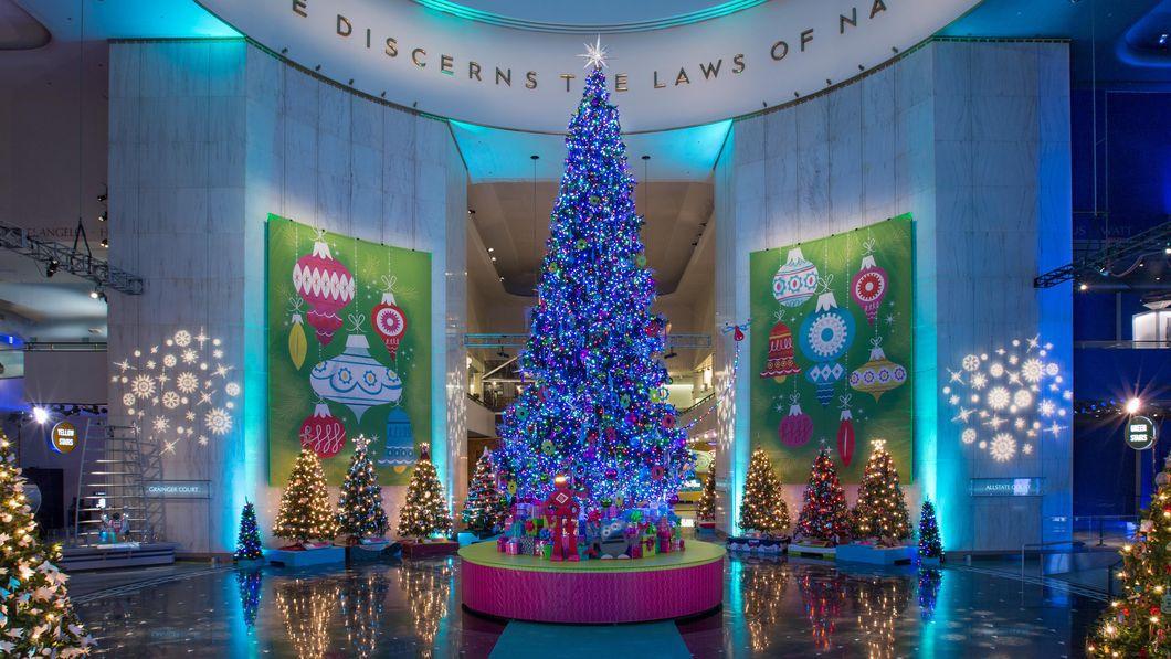 MSI Christmas Around the World