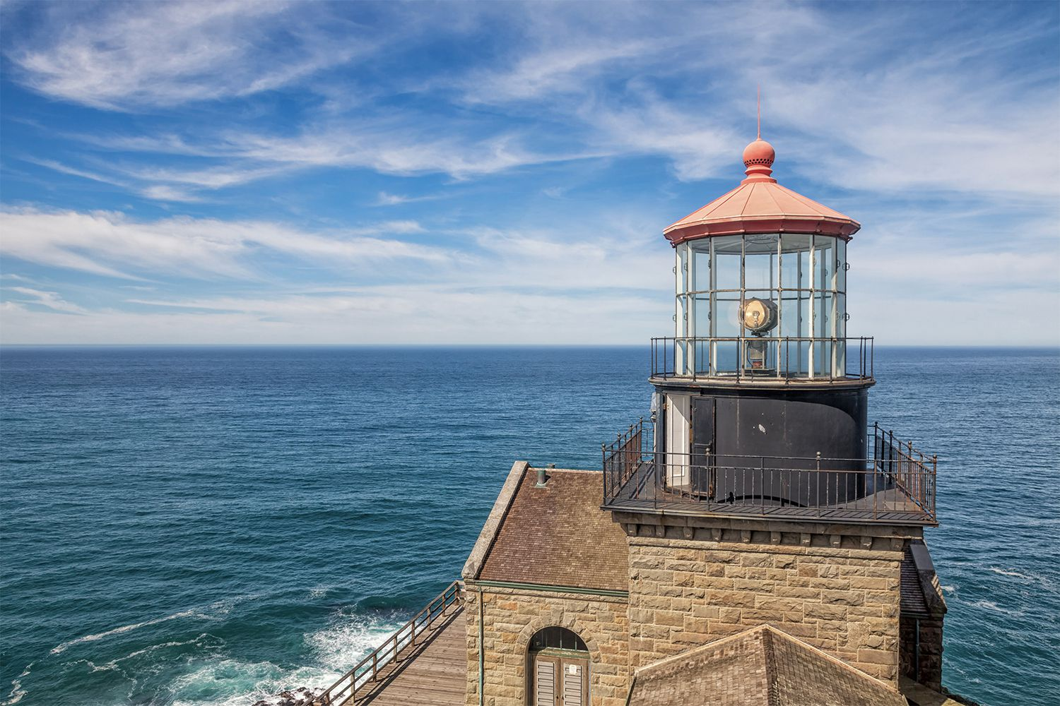 Visiting Point Sur Lighthouse