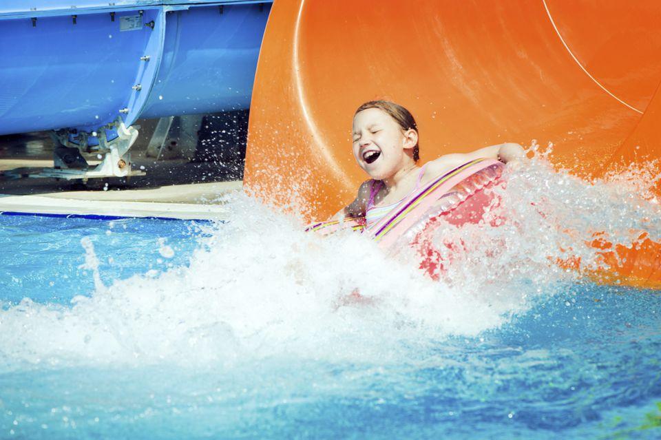 Splish splash fun at Louisville water parks