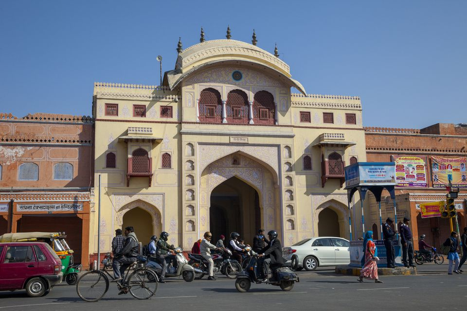 Explore Jaipur S Old City On This Self Guided Walking Tour
