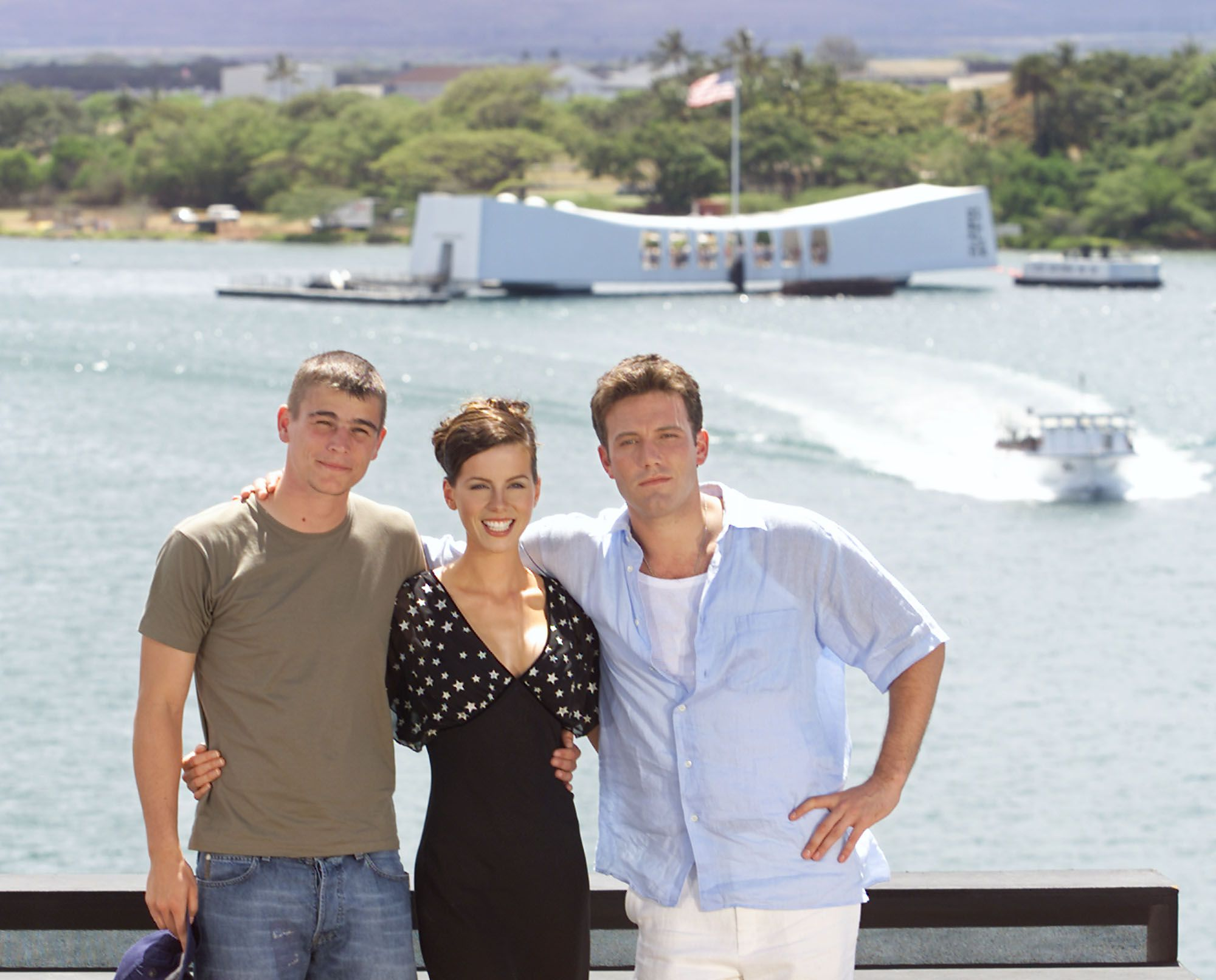 Pearl Harbor Movie Cast The Making of the Film...