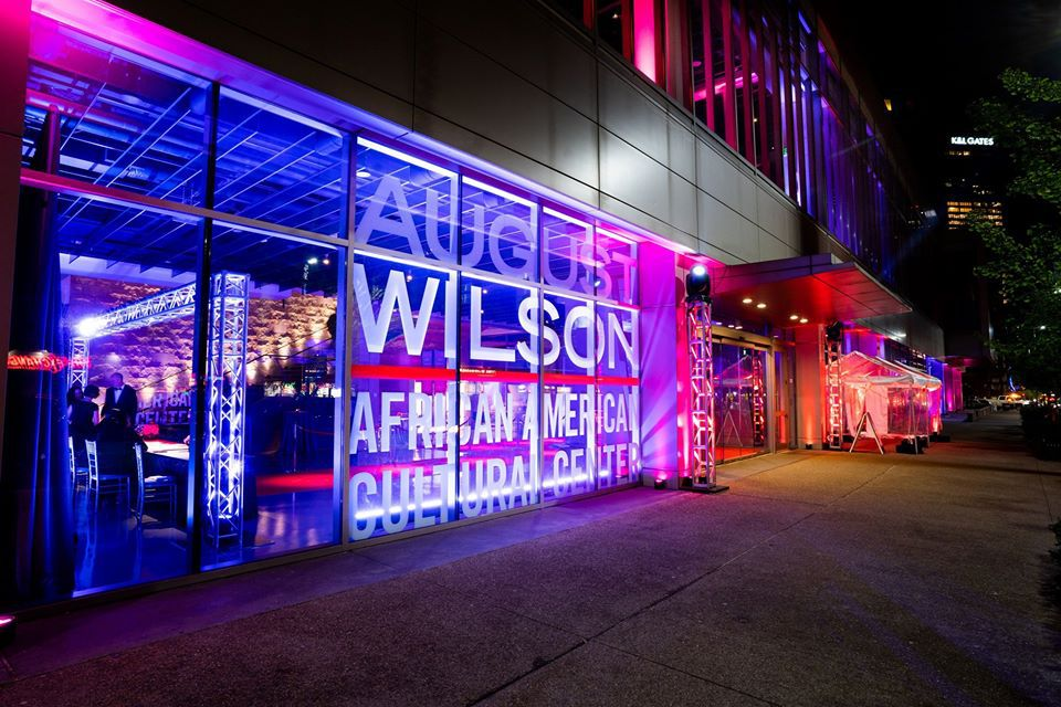 August Wilson African American Cultural Center