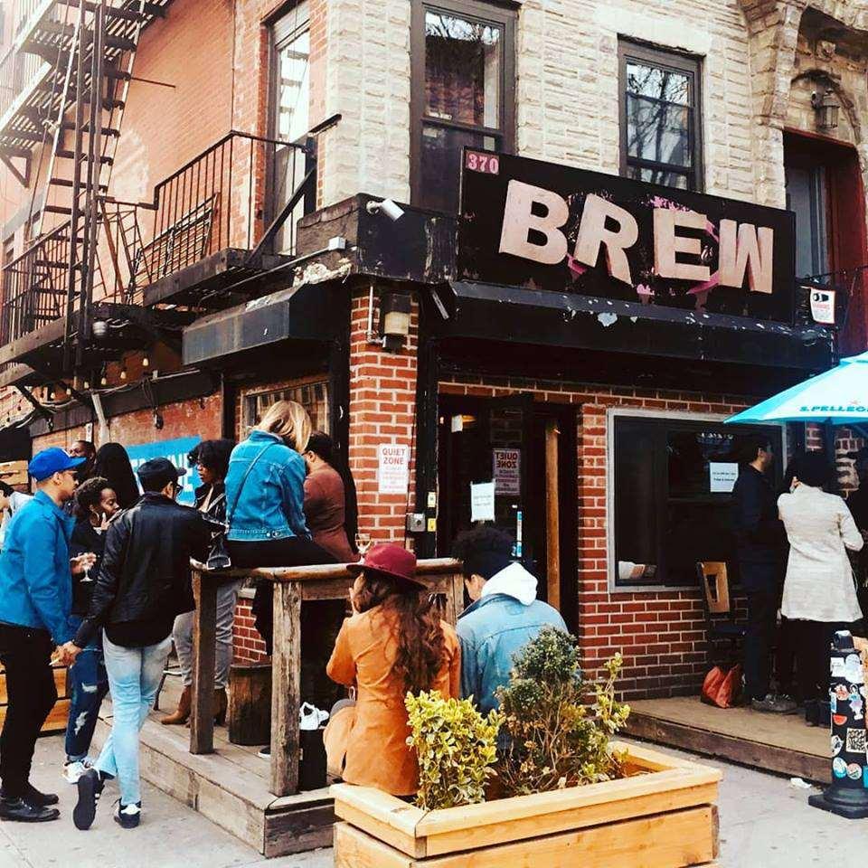 Bed Vyne Brew Bar