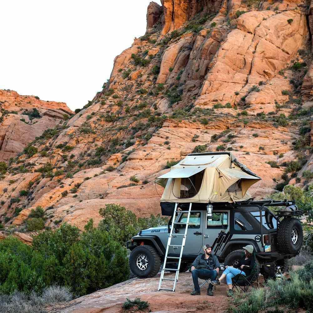 Smittybilt Overlander Rooftop Tent