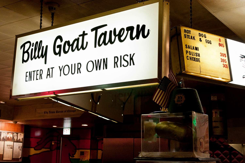 Billy Goat Tavern