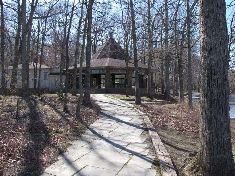Lake Needwood Visitors Pavilion