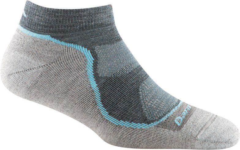 Darn Tough Light Hiker No Show Lightweight Hiking Socks - Women's