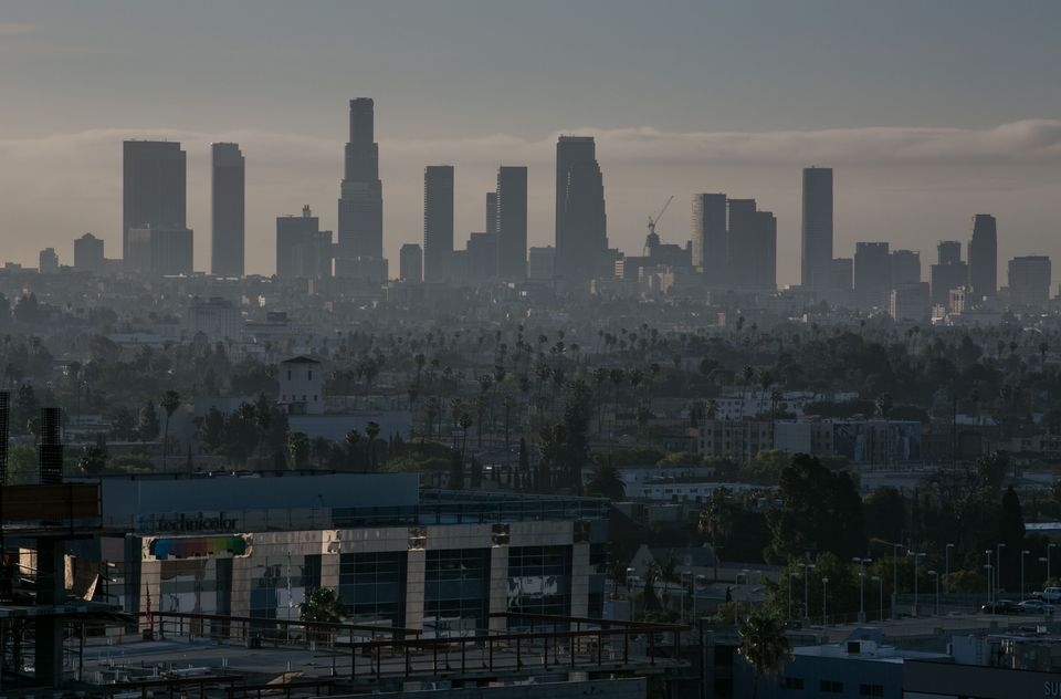 Not withstanding the smog and traffic, Los Angeles is one of the most unfriendly cities in the world.
