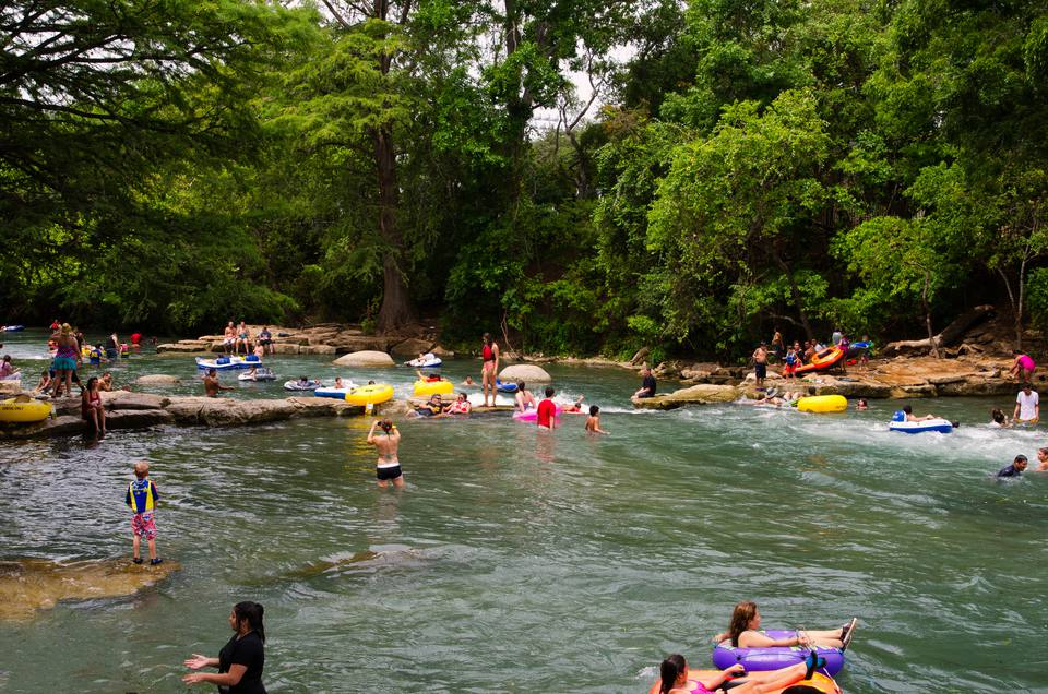 The Best Spring Break Destinations In Texas