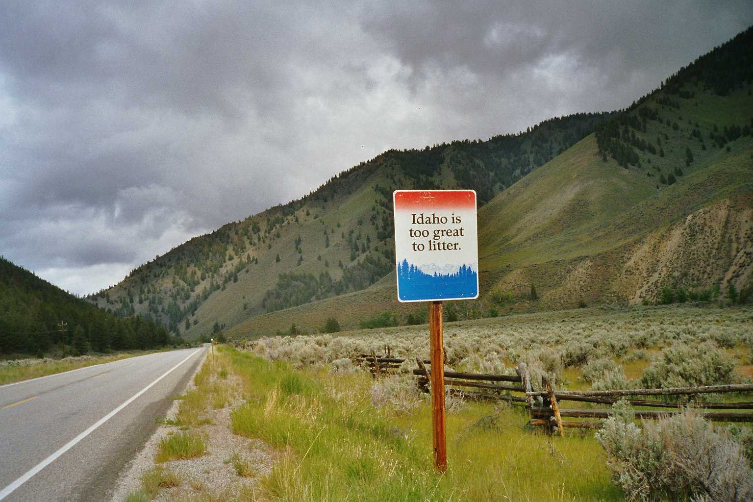 Sawtooth Scenic Byway
