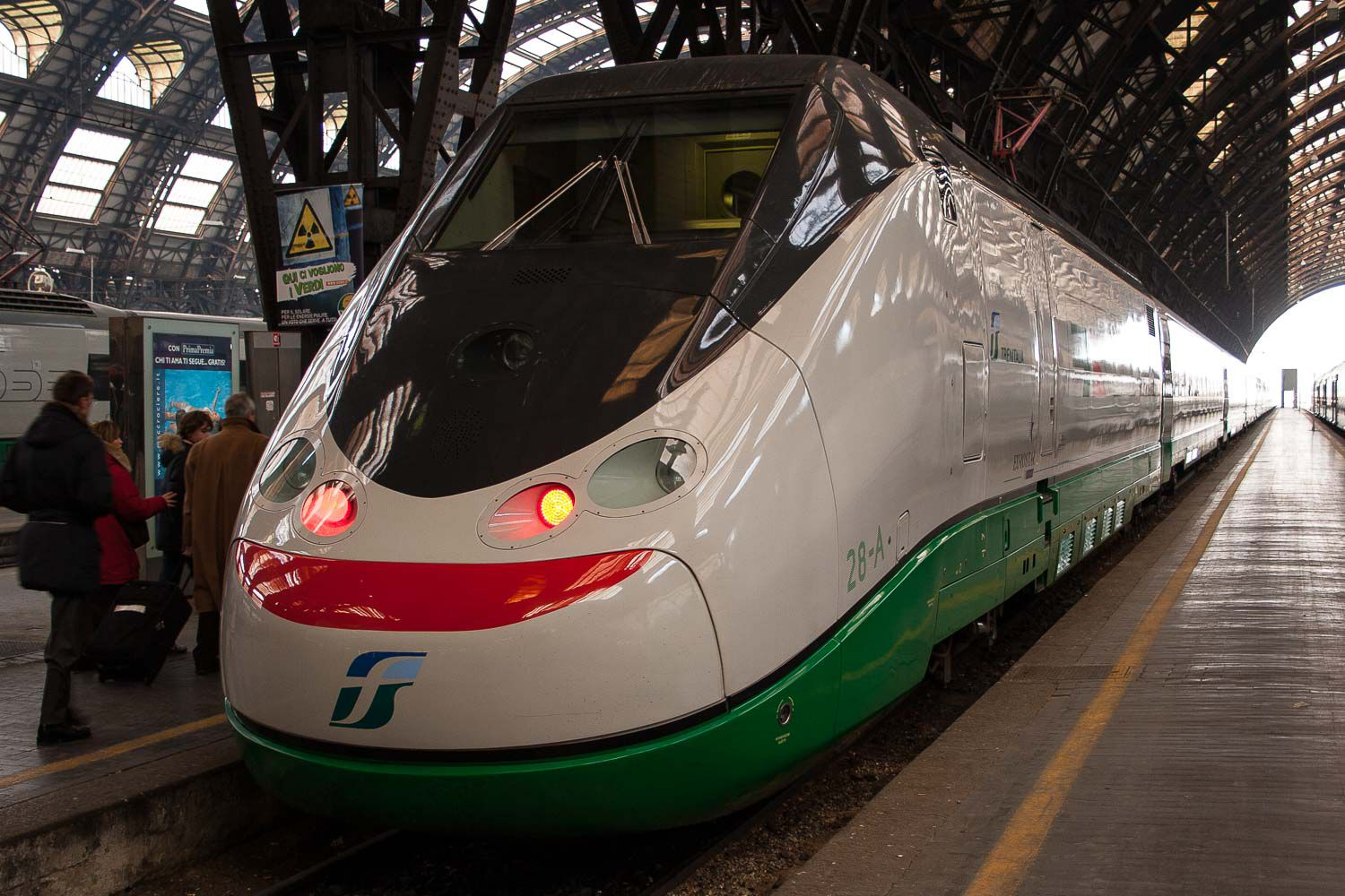 comparing costs of rail travel in europe
