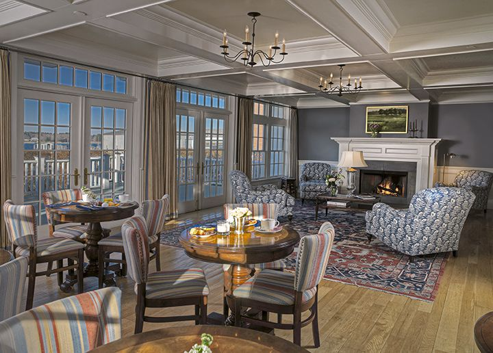 New England Inns With Fireplaces In Every Room