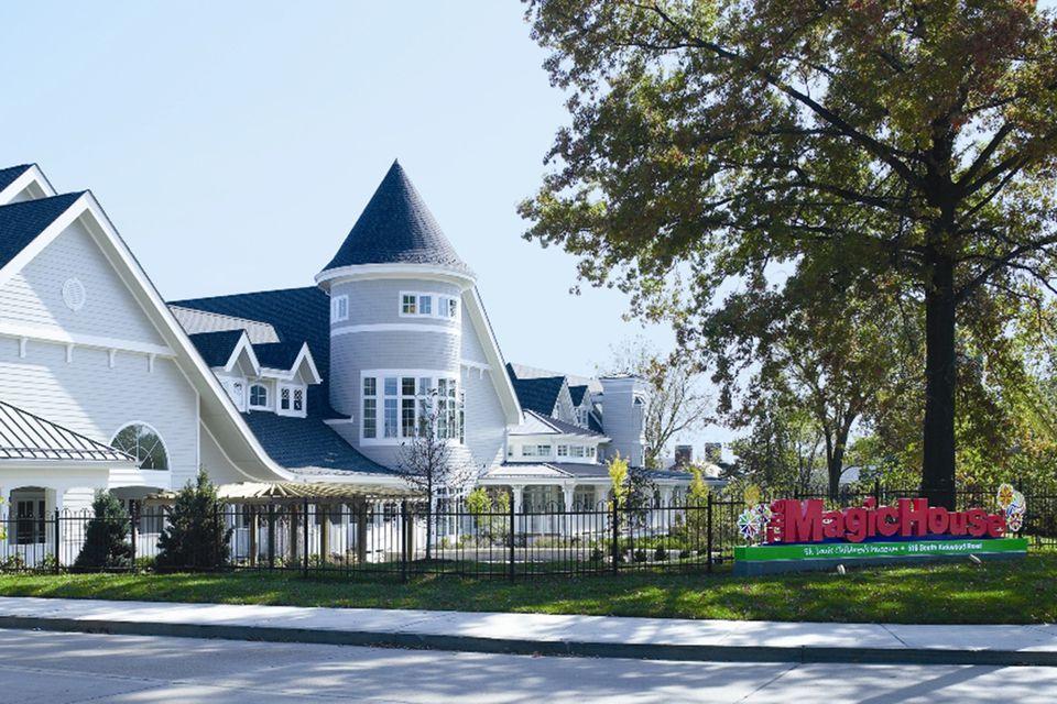 Magic House St Louis