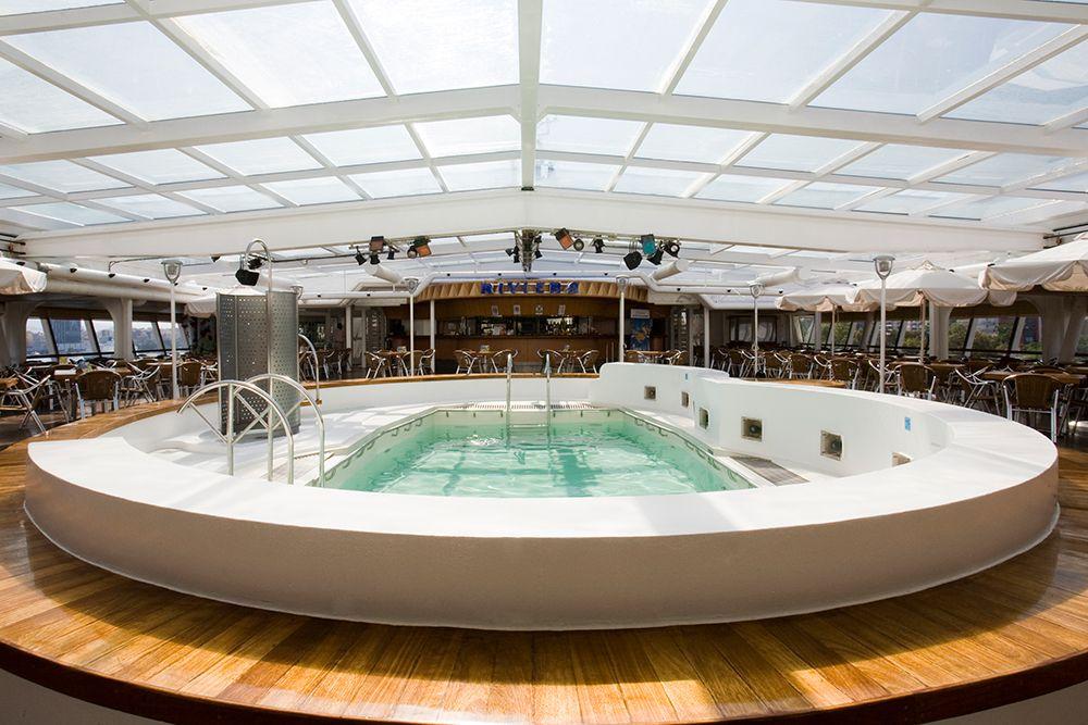 Celestyal Crystal Swimming Pool