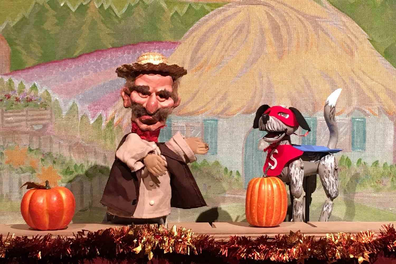 Great Arizona Puppet Theater Old Macdonald