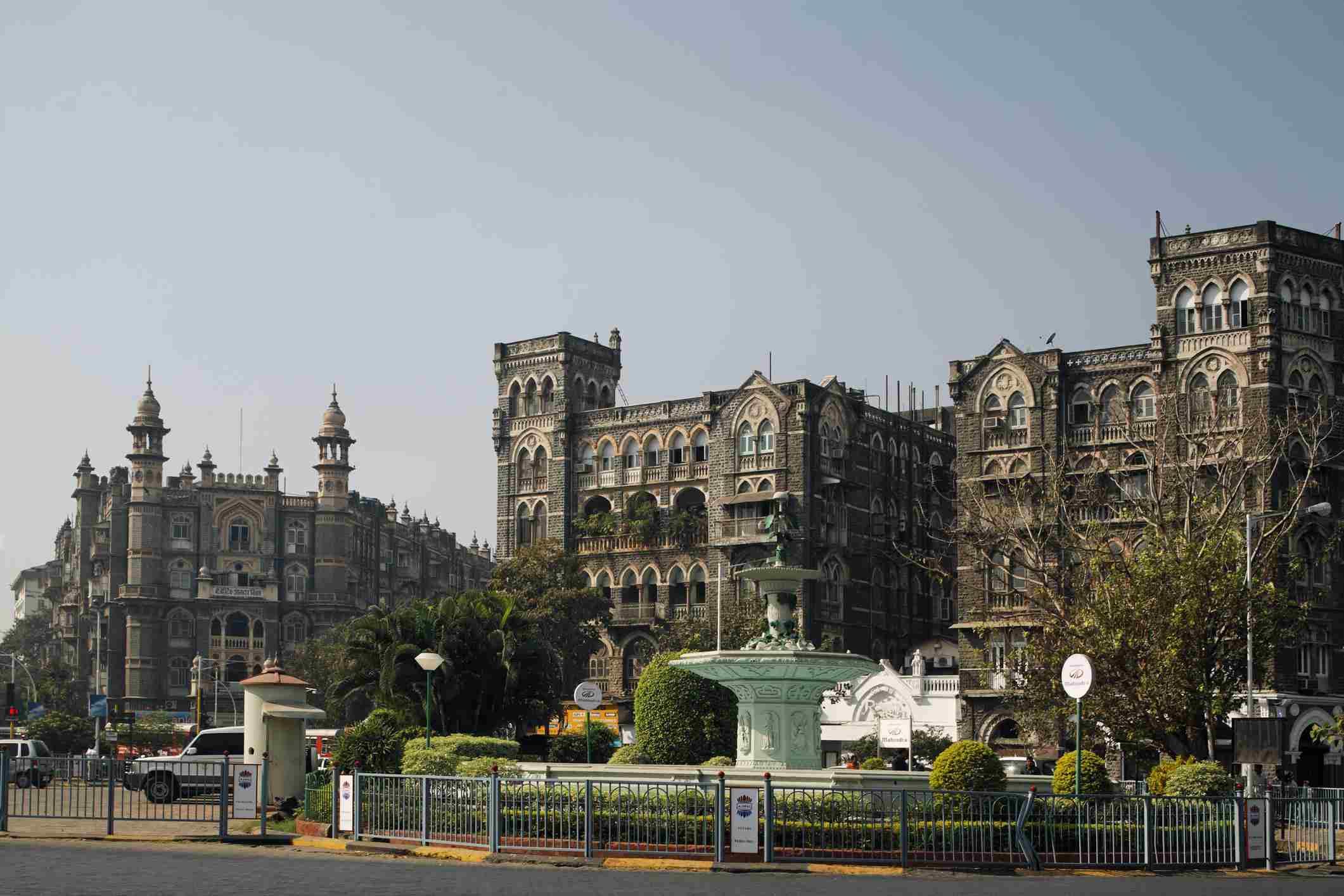 Regal Circle, Mumbai.