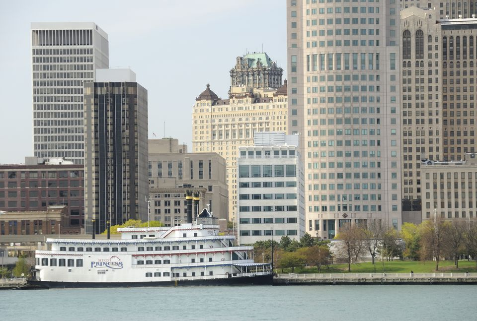 Detroit Princess Riverboat