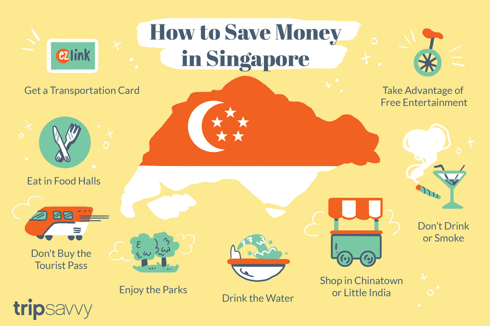 How to Save Money in Singapore