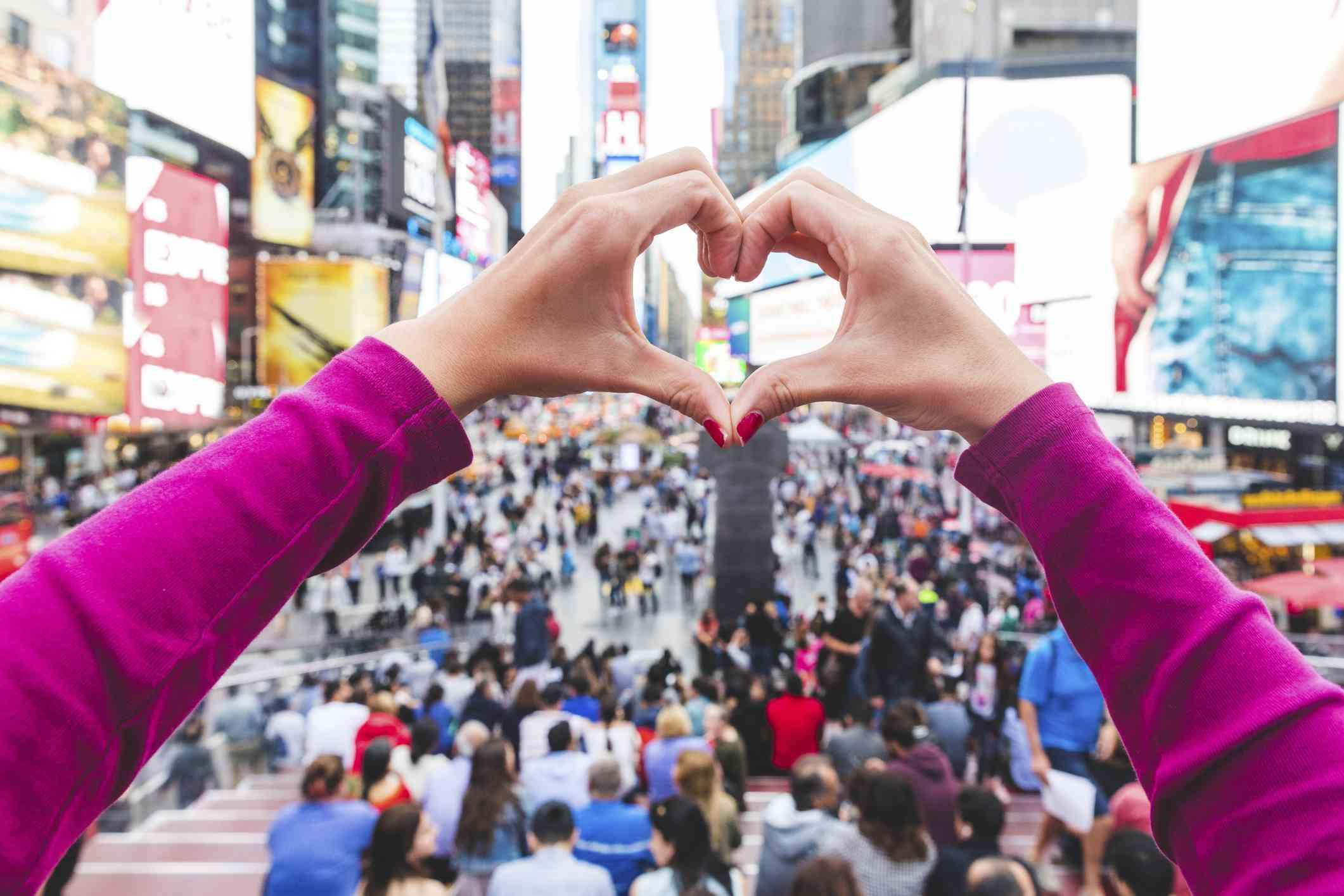 Valentine S Day In New York City