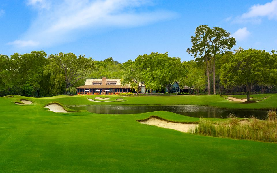 The Golf Course at Palmetto Bluffs