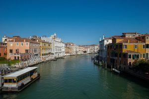 Venice during Coronavirus Lockdown